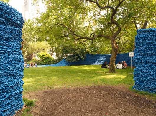 Madison Square Park, Art