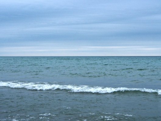 Lake Ontario, Woodbine Beach